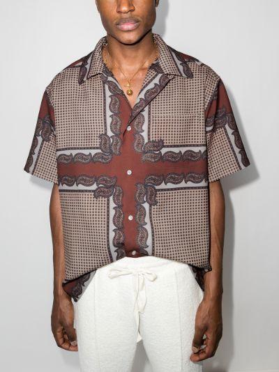 Personal Data printed shirt