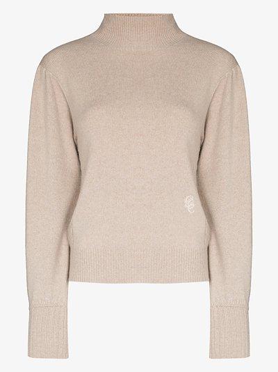 High Neck wool Sweater