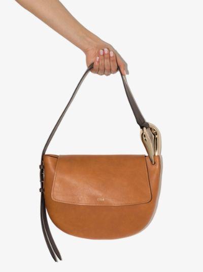 Kiss shoulder bag