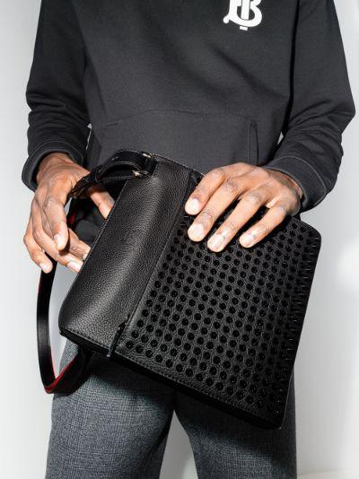 Black Benech Reporter cross body bag
