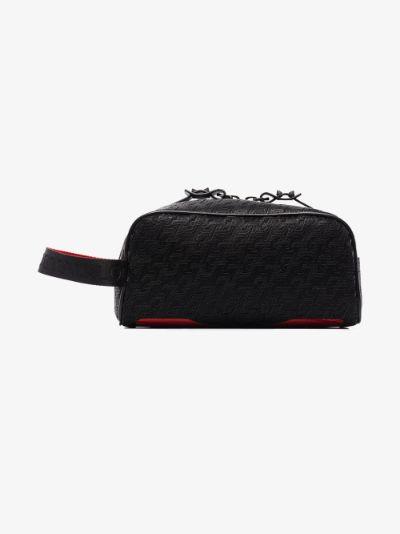 black Blaster cross body bag