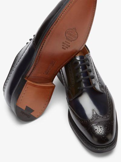 Brown Grafton 173 Oxford Shoes