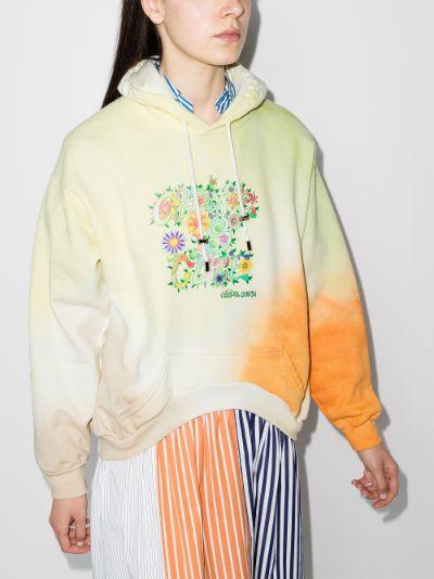 Change Is Cute printed hoodie