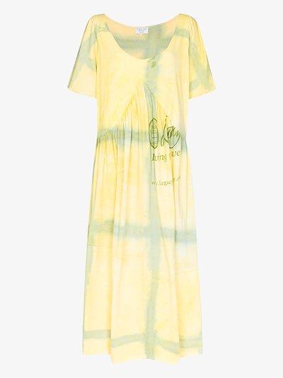 X Browns 50 Mariposa Princess tie-dye dress