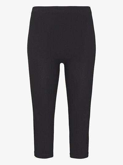 cropped ski leggings