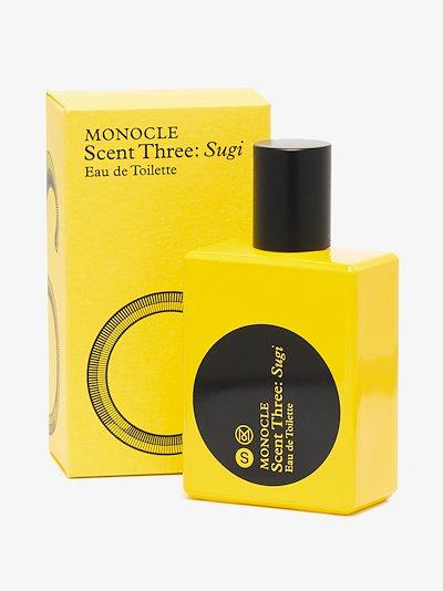 X Monocle Scent Three: Sugi eau de toilette