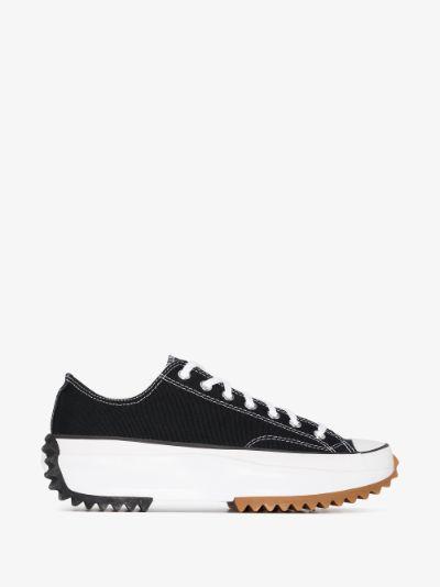 black Run Star Hike sneakers