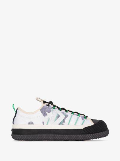 X Brain Dead multicoloured Bosey sneakers