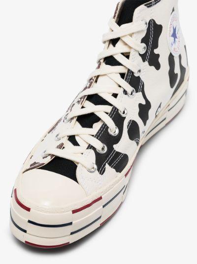 X Brain Dead White Chuck 70 sneakers