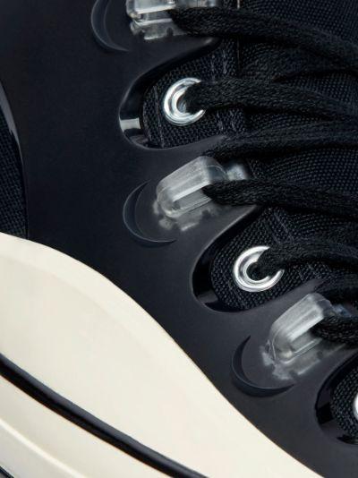 X Kim Jones Black Chuck 70 High Top Sneakers