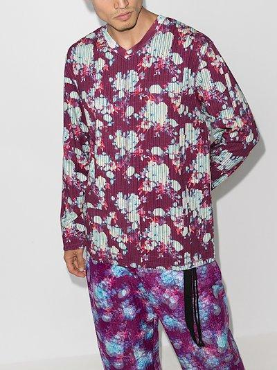 X Browns 50 Vintage floral sweatshirt