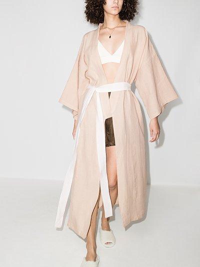 The 02 kimono robe