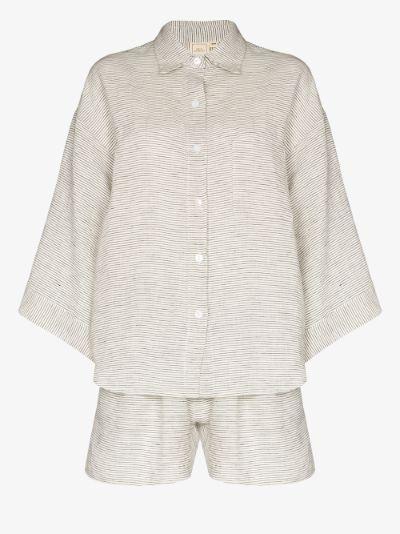 The 03 linen pyjamas