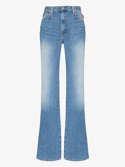 Evelyn Wide Leg Jeans