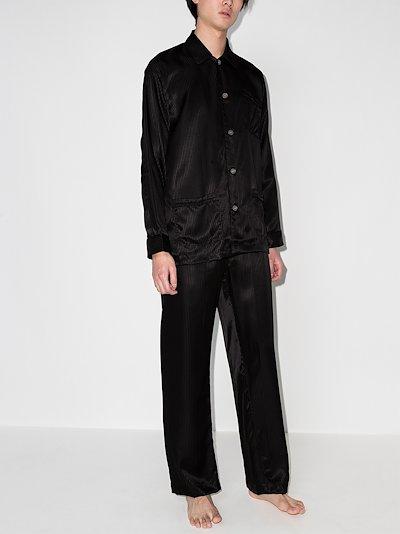 Woburn Silk Pyjamas