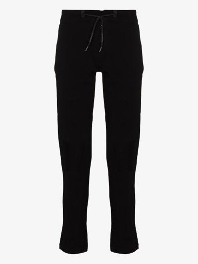 Black FusionKnit Cloud trousers