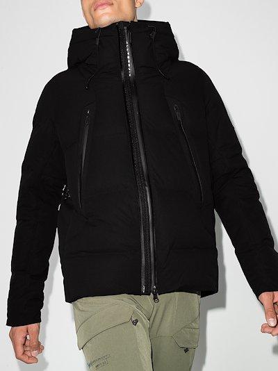 Black Mizusawa padded jacket