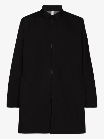 Sun Shield Bal collar coat