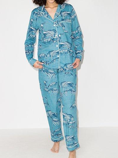 Bocas print pyjamas