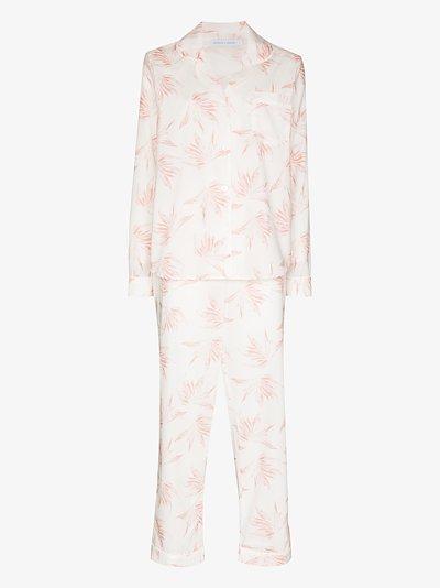 Deia print pyjamas
