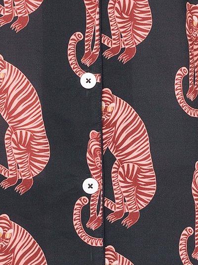 Sansindo Tiger print pyjamas