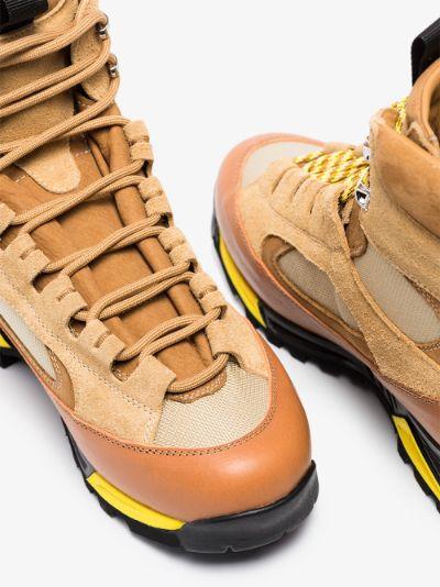 Brown Civetta Hiking Boots