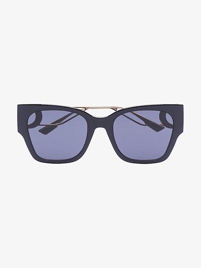 black 30Montaigne square sunglasses