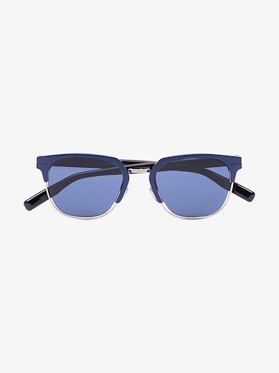 blue AL13 clubmaster sunglasses