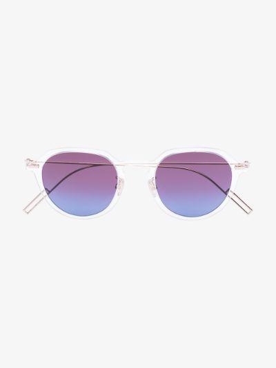 blue Disappear1 sunglasses