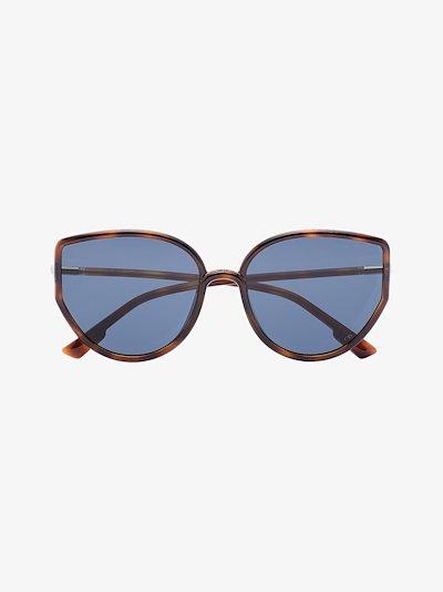 brown DiorSoStellaire4 sunglasses