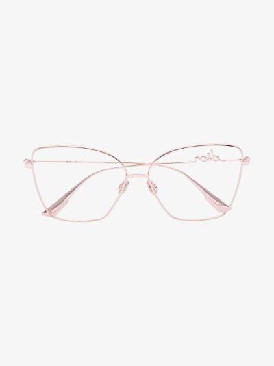 copper tone stellaire glasses