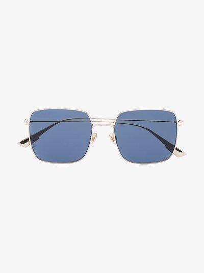 gold tone DiorStellaire1XS sunglasses