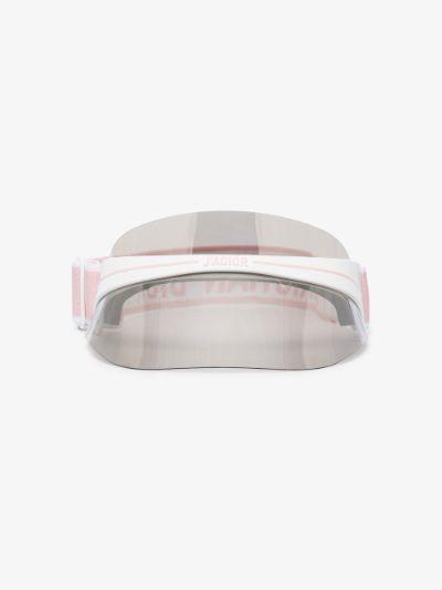 pink DiorClub1 J'Adior visor