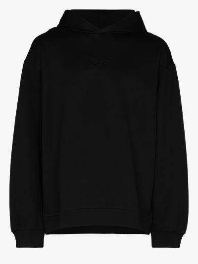 3D logo hoodie