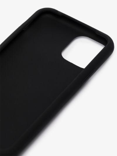 black DG logo iPhone 11 Pro case