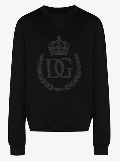 DG logo sweatshirt