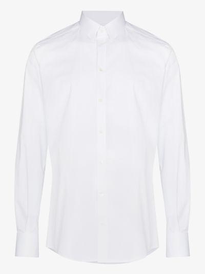 formal button-down shirt