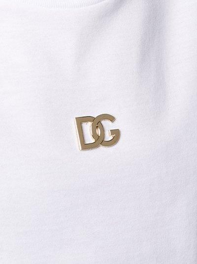 logo letter T-shirt