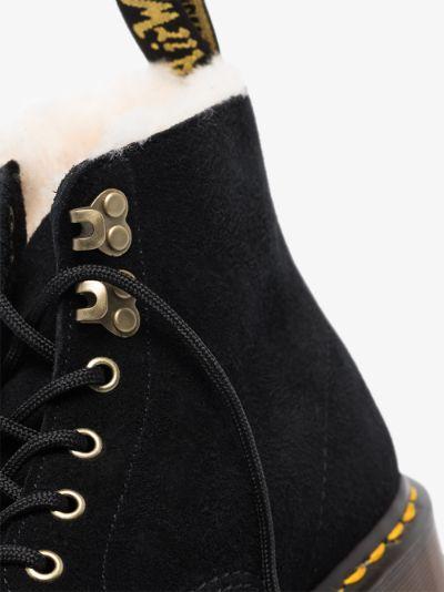 black Desert oasis suede boots