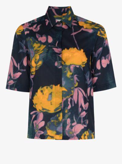 Cakool floral print shirt
