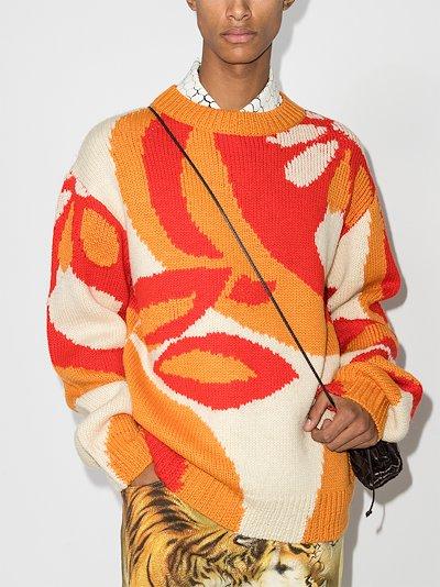 Manolo oversized wool sweater