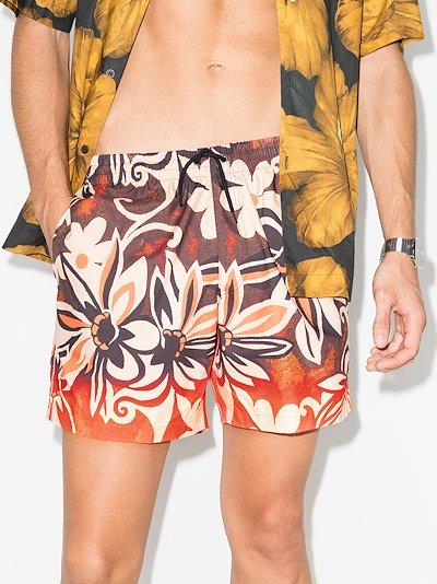 Phibbs floral swim shorts