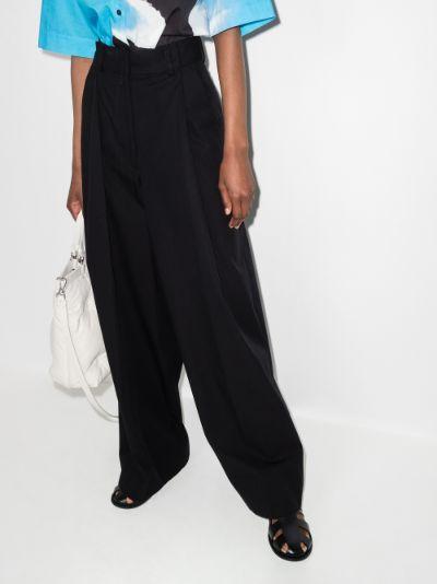 podium High waist trousers