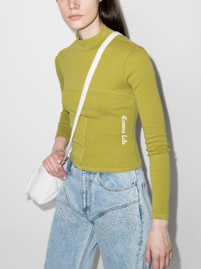 lapped baby sweatshirt