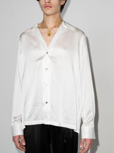 Cuban silk shirt