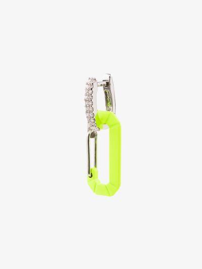 18K White Gold Chiara small Diamond Earring