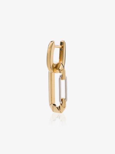 18K yellow gold Chiara small earring