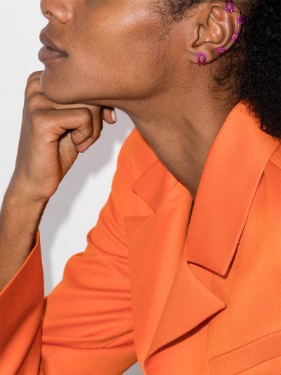 sterling silver Joelle ear cuff
