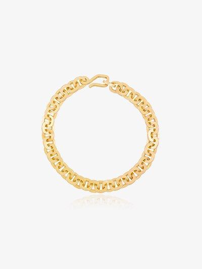 18K yellow gold Parisienne bracelet