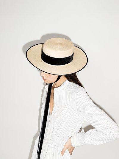 Neutral Cordobes Straw Hat